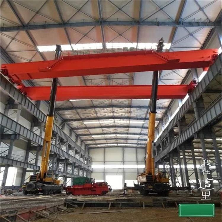 浦城县LDZ型5吨22.5米双主梁龙门吊配件
