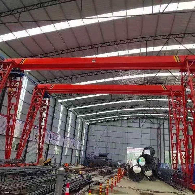 麥積LB型10噸22.5米包廂龍門吊配件