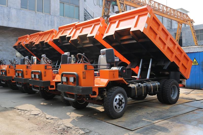 矿区拉防爆器材四不像运输车符合国家矿安标准