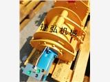 特种车辆改装液压卷扬机图片液压马达卷扬机常见分类