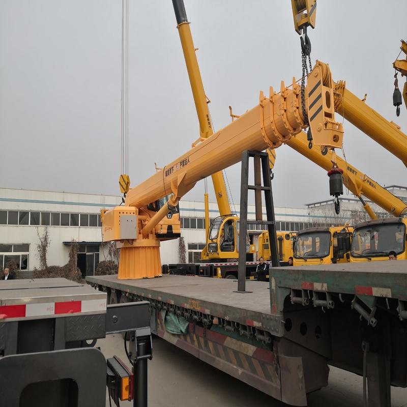 10吨船吊臂长 16吨船吊价格