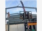 10噸叉車飛臂吊參數 叉車直臂吊價格 支持定制