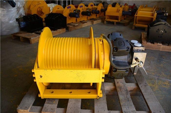 高速液壓馬達8噸液壓絞車二級減速液壓絞盤挖掘機卷揚機