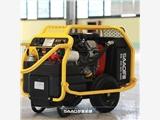 南平4寸液下渣浆泵液压动力站