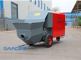 陕西安康斜体式微型泵的扬程混凝土浇注泵怎么使用