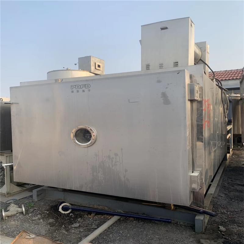 二手化工凍干機
