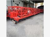 三輥軸攤鋪機 橋面鋪裝振搗梁 定做振動攤鋪一體機快速高效