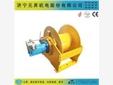 液壓絞車拉木頭挖機改裝液壓卷揚機3噸液壓絞盤