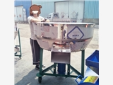 菏泽市玉米小麦拌种机 农药电动混合搅拌机 多功能鼓式混合搅拌机