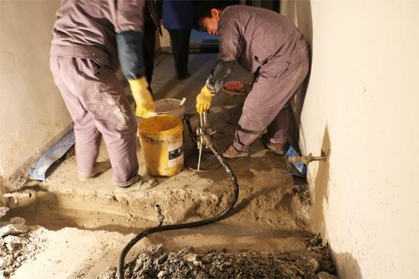 印江土家族苗族自治县水池堵漏公司水池堵漏施工