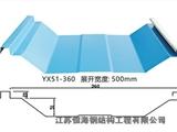 廣東廠家生產YX51-360型鋁鎂錳瓦