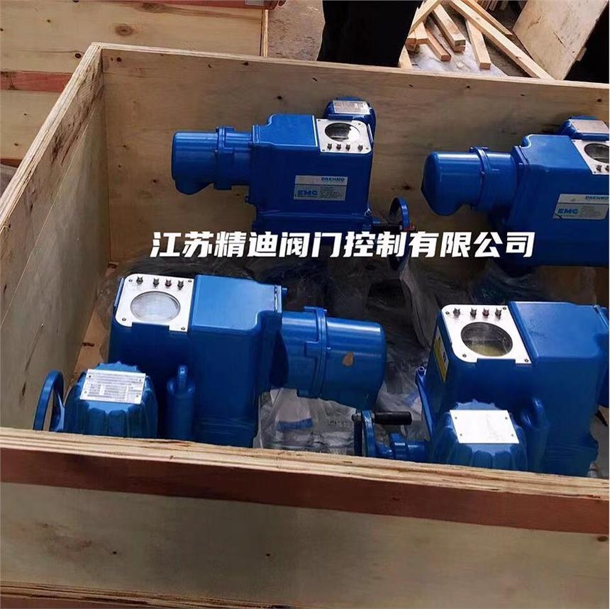 EMG電動執行器DMCR?59-B1-25