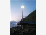 金昌16米中杆灯 15米LED投光灯生产厂家