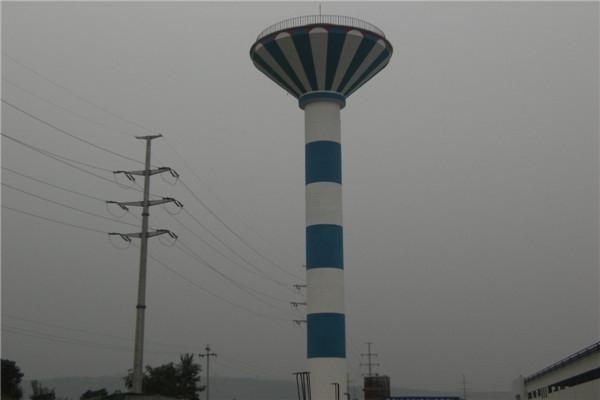 济宁龙门吊防腐--冷却塔美化公司