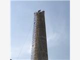 孟州市磚煙囪人工拆除公司價格低