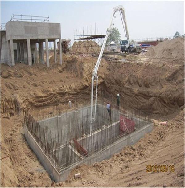 河池市雨排水管道沉井施工公司-钢围堰拆除