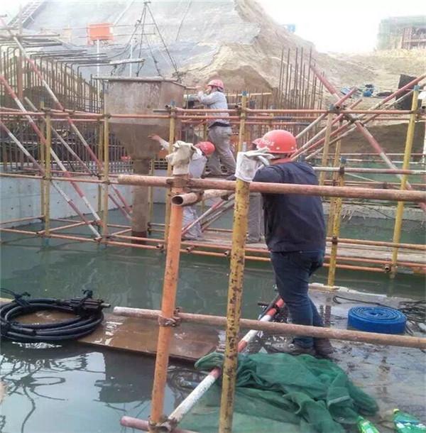牡丹江市沉箱下沉公司-围堰施工