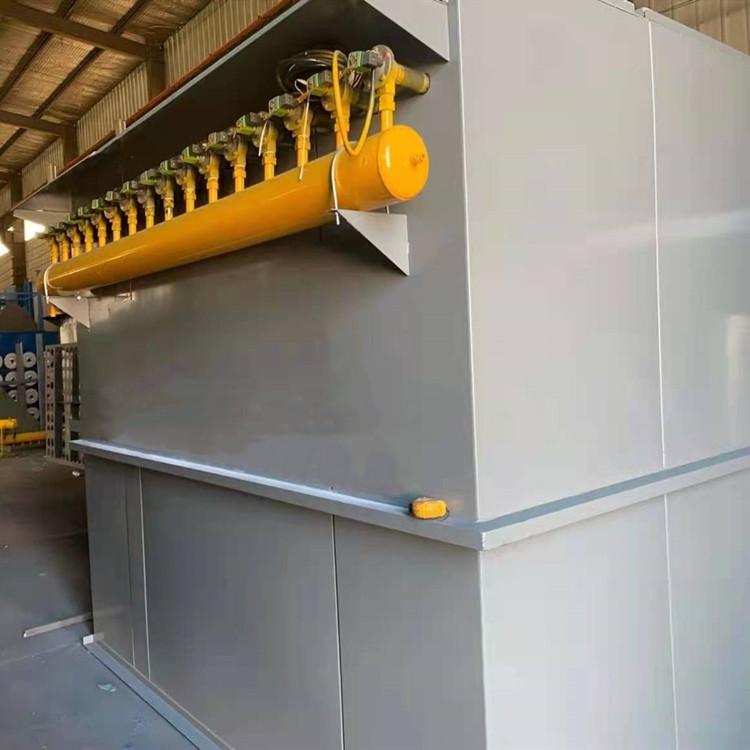 厂家供应 单机布袋除尘器 车间布袋除尘器工业脉冲除尘器安全防爆