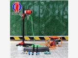 单人立架式背包钻机 可拆解轻便岩心取样钻机 动力足进尺快地质勘探钻机