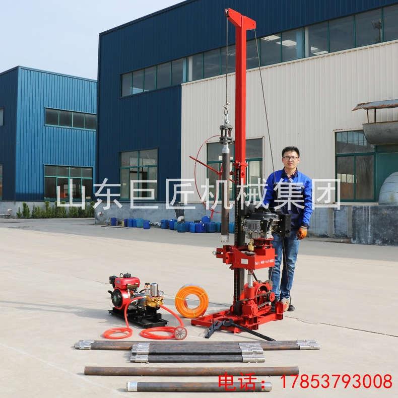 热销华夏巨匠QZ-3轻便岩心取样钻机 高效率勘探钻机