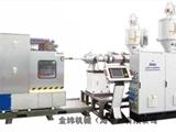 金緯機械新風管生產線