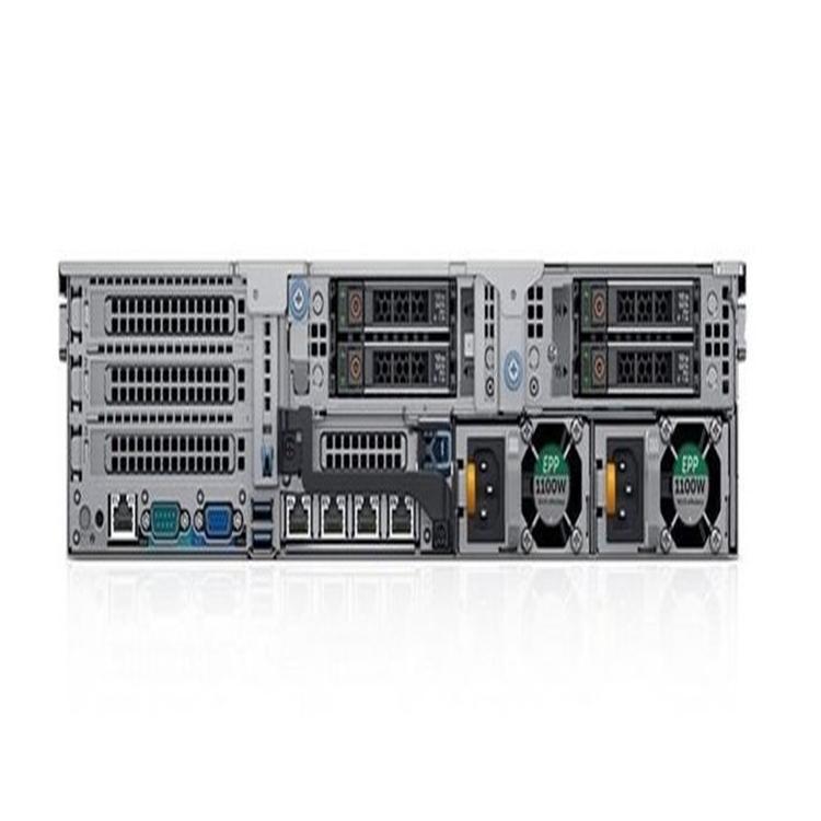 戴尔服务器  R740 机架式服务器 64G H330 双电