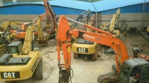 贵阳市日立挖掘机维修公司-售后授权点