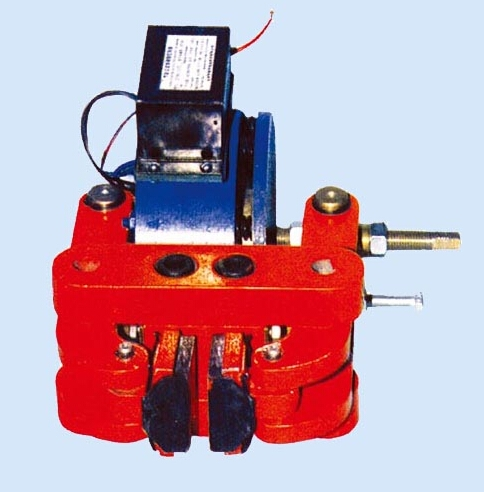 48V電壓DCPZ12.7電磁盤式制動器qp12.7-A電磁失效保護制動器 焦作市制動器廠家