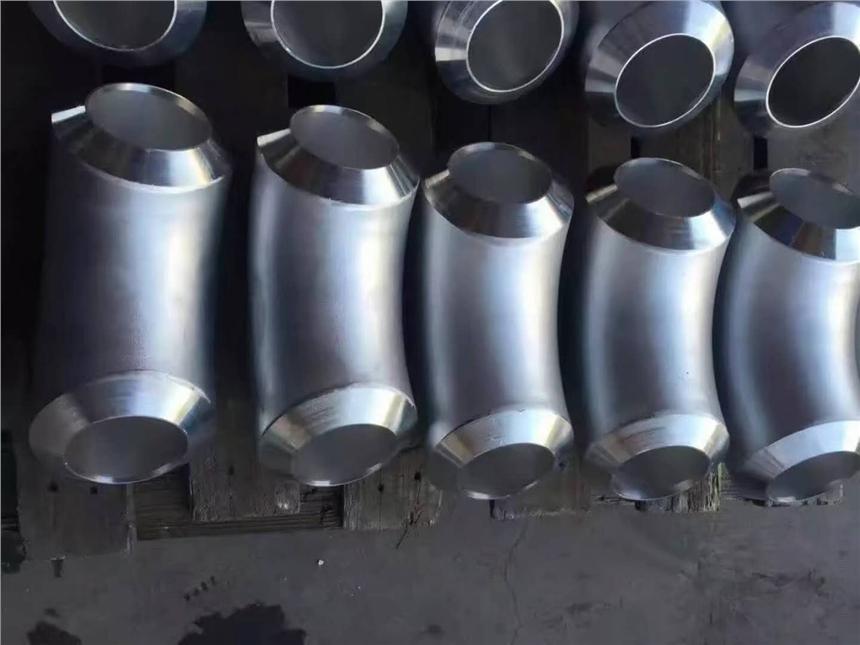 12CrMoVG P91 P22高壓合金厚壁彎頭生產廠家