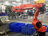 六轴关节机器人助力企业智能化工厂升级