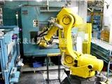 六轴机器人是如何识别加工件的?