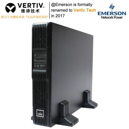 艾默生維諦UPS電源ITA-02K00AL1102C00 2KVA在線式不間斷電源機房服務器