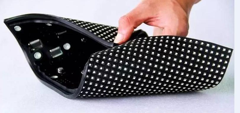 科视电子柔性屏产品