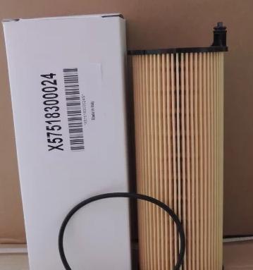 替代018094580.2奔馳火車發電機組空氣濾芯