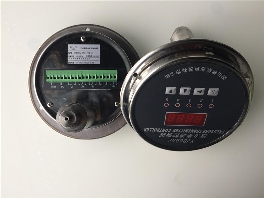 ZYB/YYT/MPM484/MDM484压力变送控制器