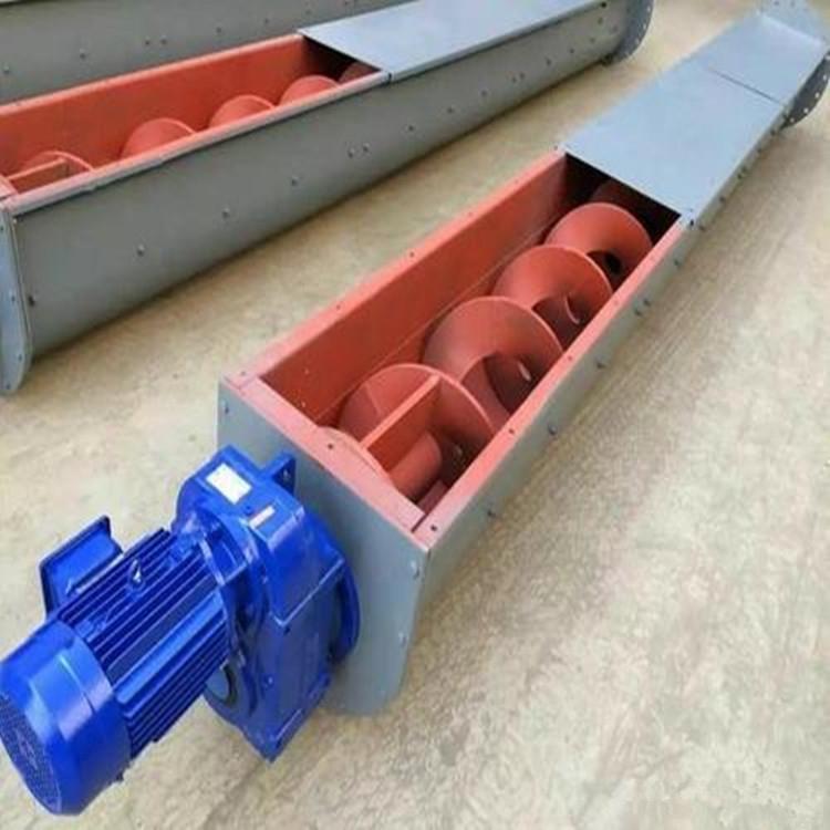 管式螺旋輸送機 水泥螺旋輸送機 絞龍螺旋輸送機 坤森環保 廠家直銷