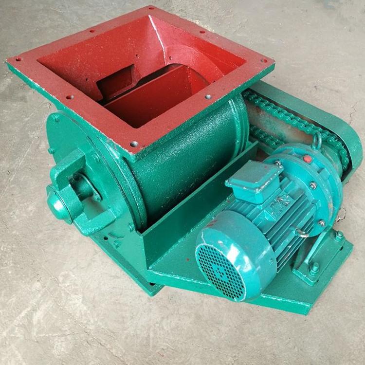 現貨供應 變頻星型卸料器 除塵器配件 圓口葉輪給料機 坤森環保