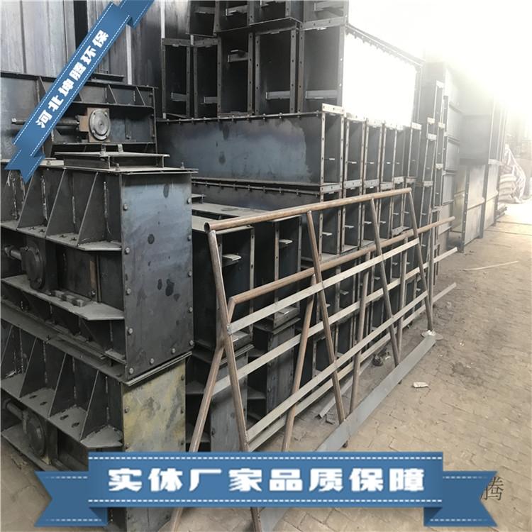 河北坤騰生產310刮板輸送機 單鏈刮板機