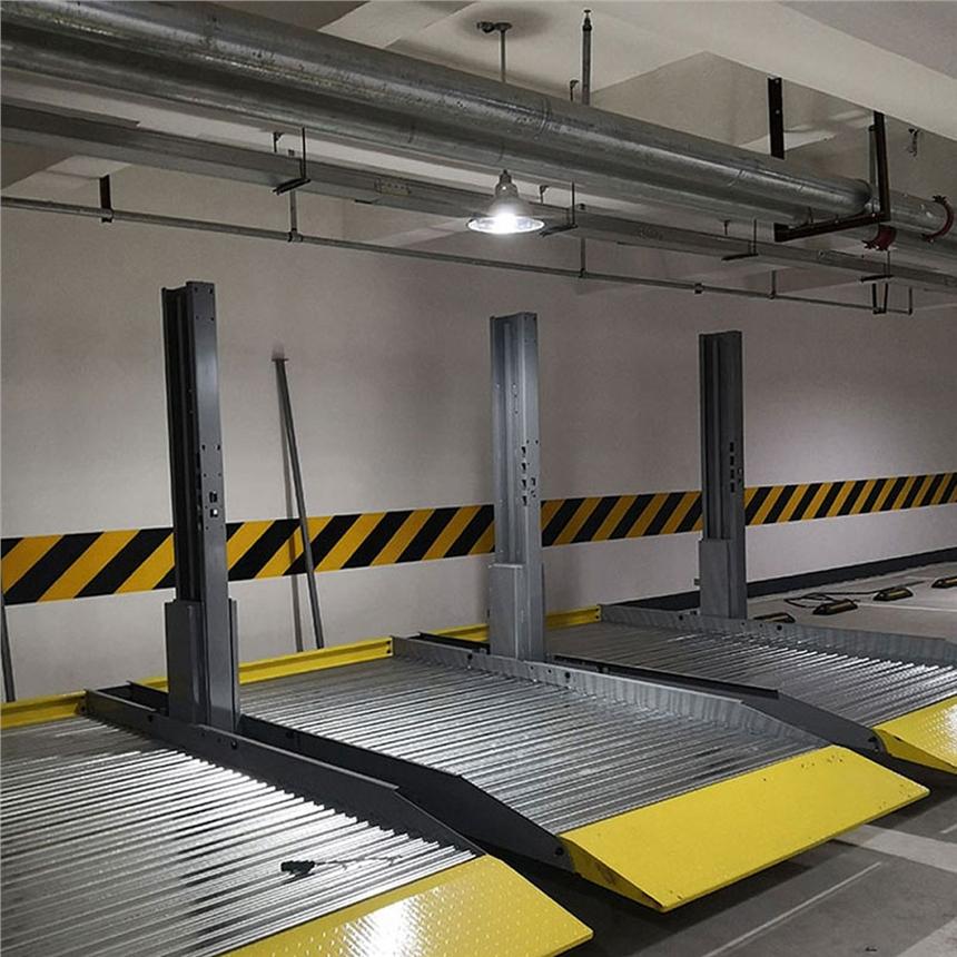 陕西省平利停车库租赁 平面移动式立体车位收购 机械立体停车设备拆除