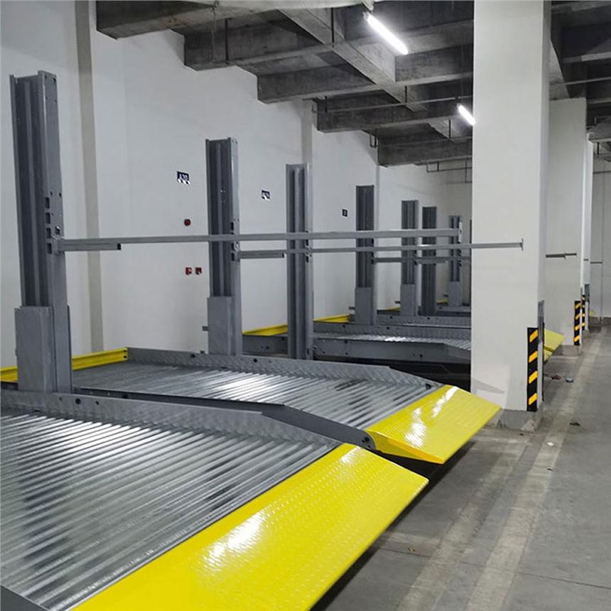 重慶北碚機械車庫租賃 回收立體車庫公司 萊貝機械停車位規劃驗收