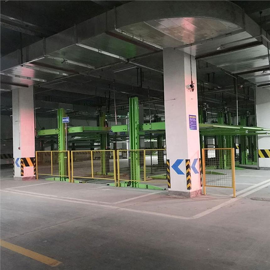 兰州皋兰机械车库租赁 机械停车库收购 莱贝机械式停车设备费用