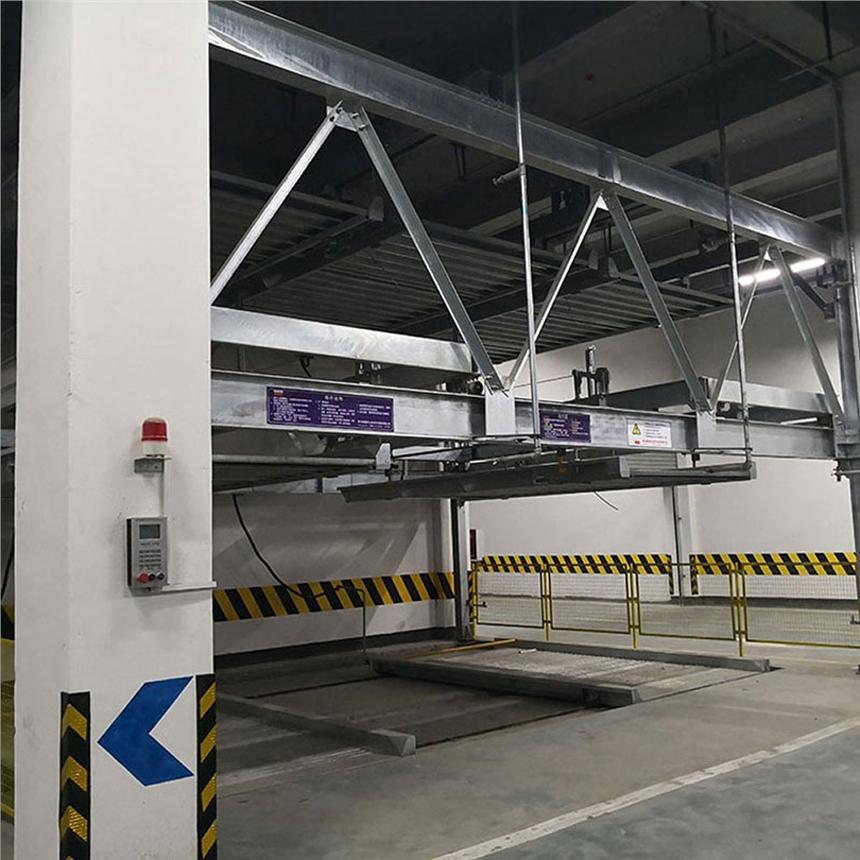 陇南徽县停车库租赁 简易升降式停车设备收购 机械式立体停车设备上门收购