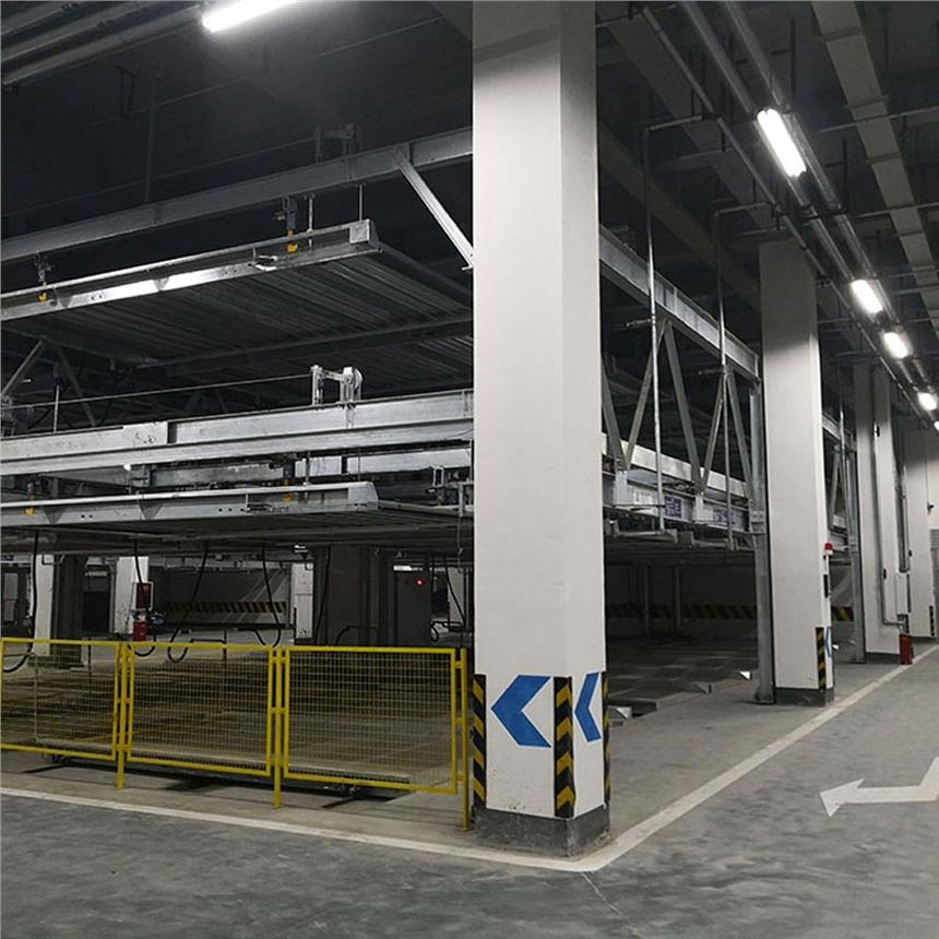 铜仁市碧江停车库租赁 垂直升降式停车立体车库收购 立体停车费用