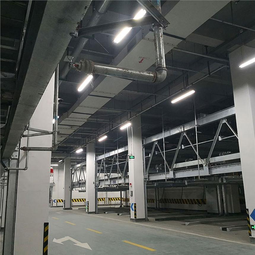 资阳立体车库租赁 平面移动立体车库 莱贝机械停车库安装
