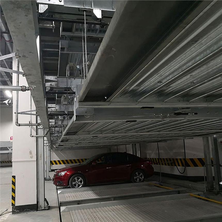 貴州省羅甸停車位租賃 堆垛式機械式停車位制作 萊貝機械車位過規劃