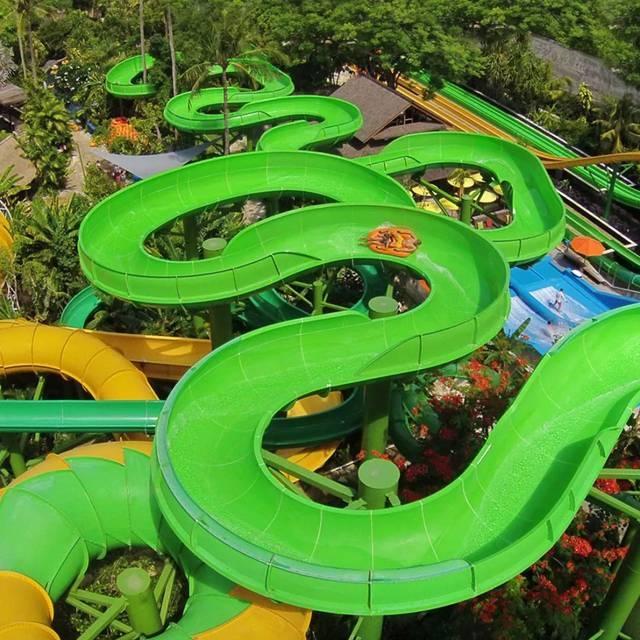各式水滑梯設備_首選水上樂園設備品牌廠家直銷