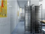 餐廳廚房設計效果圖-品筑設計