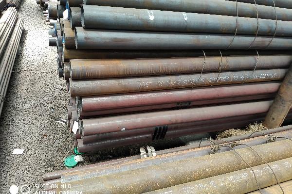 宣城DN200 EN10204/PED 3.1無縫鋼管外徑