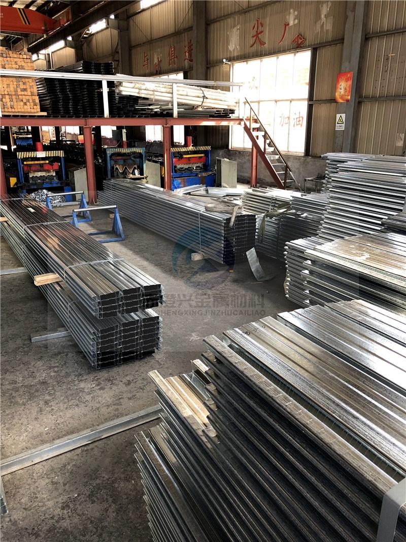 芜湖市YXB50-200-600(B)闭口式楼承板压型钢板规格选择