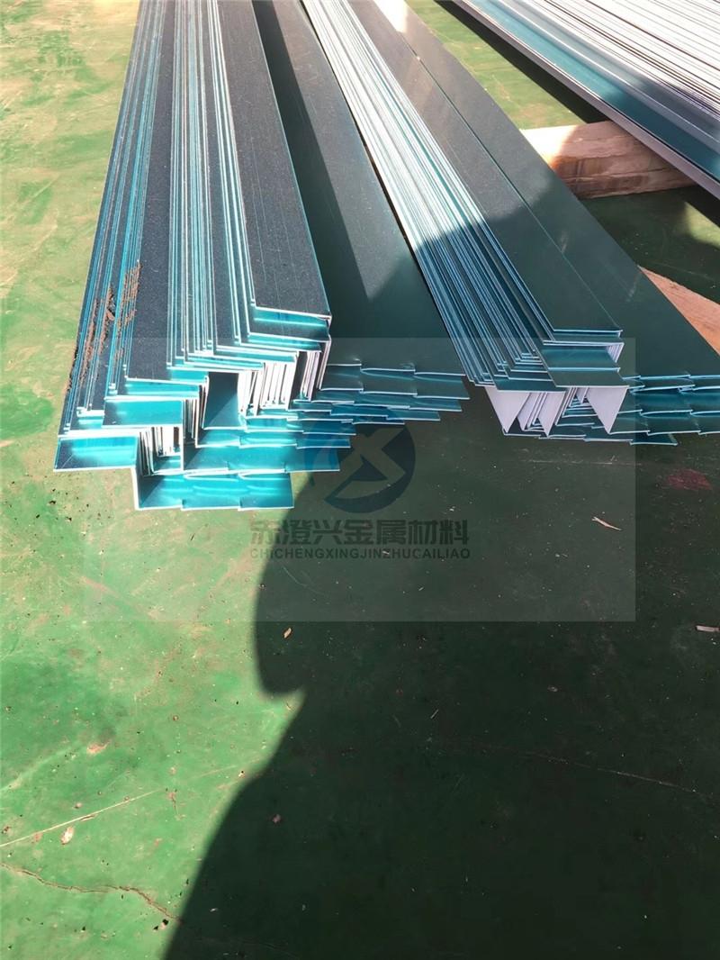 麗水市麗水市YX65-430高立面鋁鎂錳板施工